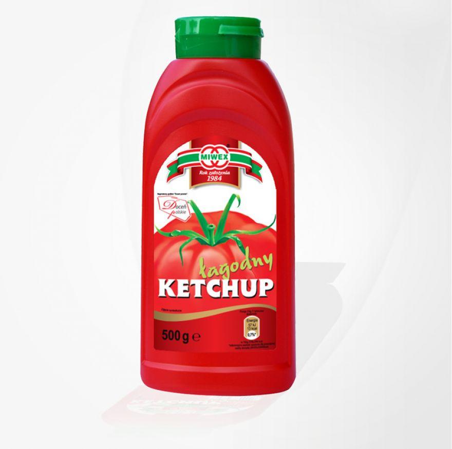 Mild ketchup